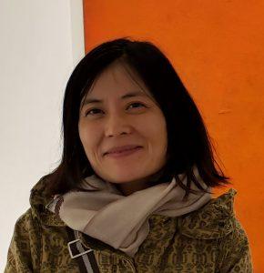 Photograph of Professor Leihua Weng